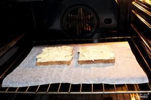 Тосты с сыром - фото шаг 3