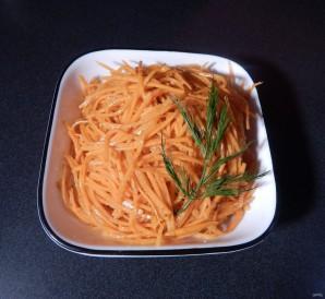 Корейская морковь - фото шаг 5