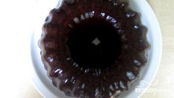 Шоколадный торт Черный лес - фото шаг 5