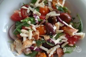 Салат тосканский - фото шаг 9