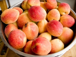 Джем из абрикосов на зиму - фото шаг 1
