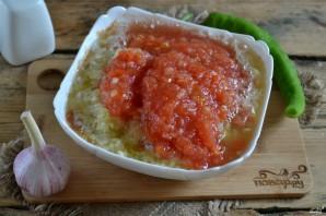 Аджика из кабачков с помидорами - фото шаг 2
