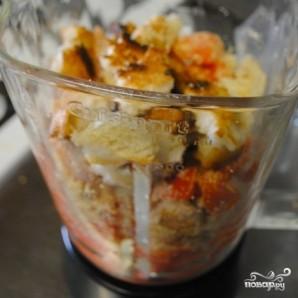 Испанский холодный суп Сальморехо - фото шаг 7