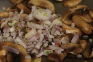 Мясо, запеченное с грибами - фото шаг 2