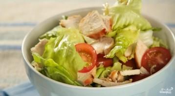 Салат горчичный - фото шаг 6
