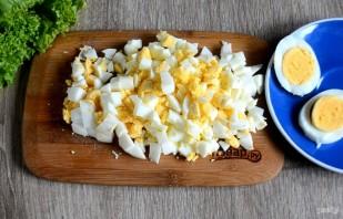 "Салат ""Петушок"" с картошкой фри - фото шаг 3"