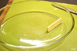 Тесто для творожной запеканки - фото шаг 4