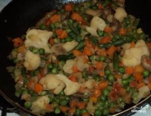 Грибной суп из замороженных шампиньонов - фото шаг 4