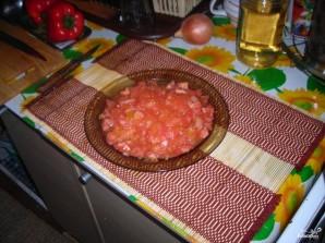 Мясо по-аджарски - фото шаг 6