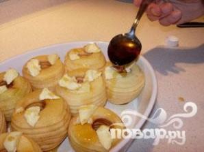 Печеные яблоки - фото шаг 4