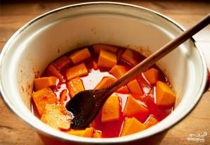 Суп из тыквы для похудения - фото шаг 4