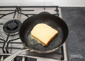 Тосты на завтрак - фото шаг 2
