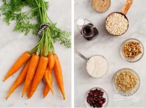 Печенье с морковью - фото шаг 1