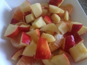Салат из бананов и апельсинов - фото шаг 6