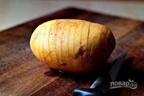 Крошка-картошка с сыром - фото шаг 2