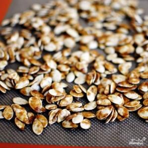 Тыквенные семечки на десерт - фото шаг 15