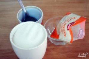 Глазурь для кулича без сахарной пудры - фото шаг 1
