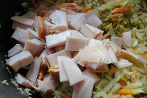 Запеканка из вермишели в духовке - фото шаг 2