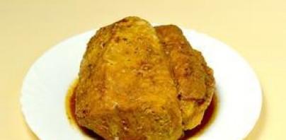 Мясо в мультиварке куском - фото шаг 5