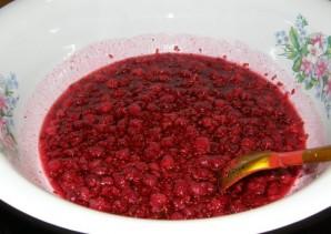 Варенье из малины 5-минутка - фото шаг 4