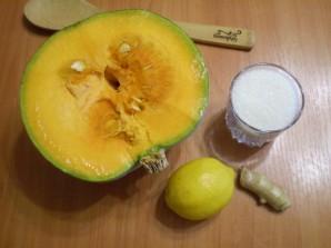 Варенье из тыквы с имбирем и лимоном - фото шаг 1