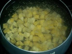 Суп из куриной печени - фото шаг 1