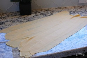 Мясная лазанья с фаршем - фото шаг 10