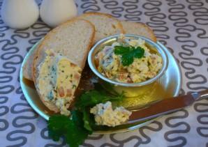 Закуска из плавленого сырка - фото шаг 6