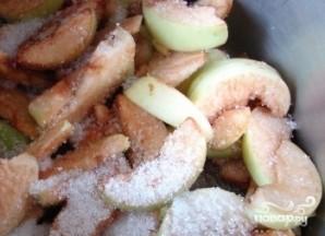 Вяленые яблоки - фото шаг 3