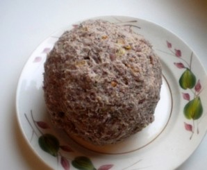 Осетинский пирог с фасолью - фото шаг 3