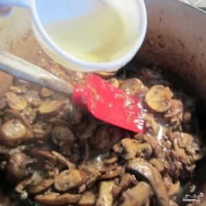 Сливочный грибной суп - фото шаг 5