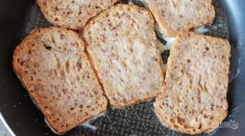 Гренки с помидорами и сыром к завтраку - фото шаг 3