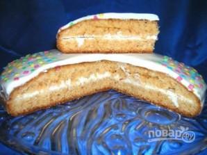 Медовый торт простой - фото шаг 15