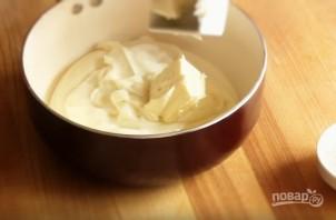 Шоколадный плавленый сыр - фото шаг 2