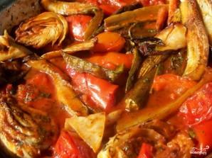 Жареные овощи - фото шаг 4