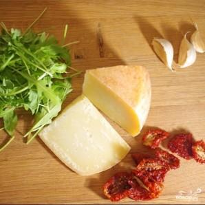 Паста с вялеными помидорами - фото шаг 2