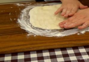 Простая и вкусная пицца - фото шаг 3
