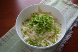 Салат быстро и вкусно - фото шаг 1