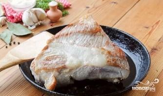 Свинина, запеченная со сметаной - фото шаг 2