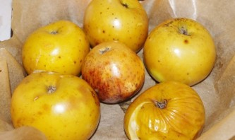 Конфеты из яблок - фото шаг 1