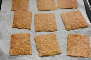 Рисовые чипсы - фото шаг 2