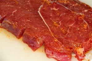 Мясо по-абхазски - фото шаг 4