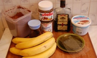 """Торт """"Нахальный банан"""" - фото шаг 1"""