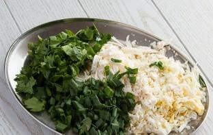 Помидоры с сырной начинкой - фото шаг 4