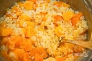 Тыквенная каша с рисом - фото шаг 8
