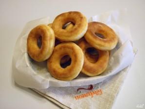 Пончики на кефире за 15 минут - фото шаг 7