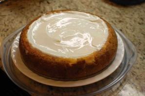 Итальянский пирог с сыром - фото шаг 7