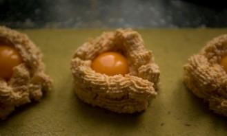 Равиоли с яйцом - фото шаг 3