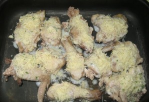 Курица в сметанном соусе - фото шаг 9