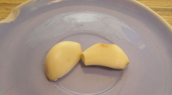 Сухари на сковороде - фото шаг 3